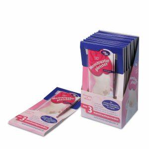 menstruatie pleister 1